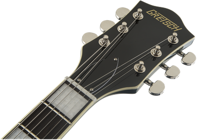 Gretsch G2622T Streamliner Center Block con Bigsby, Gunmetal, Guitarra Eléctrica