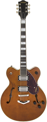 Gretsch G2622 Streamliner Center Block con V-Stoptail, Guitarra Eléctrica