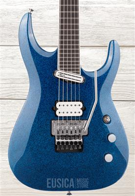 Jackson Limited Edition Wildcard Series Soloist, Blue Sparkle, Guitarra Eléctrica