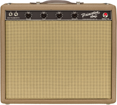 Fender '62 Princeton Chris Stapleton Edition, Amplificador