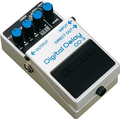 Boss DD-3, Pedal compacto Digital Delay