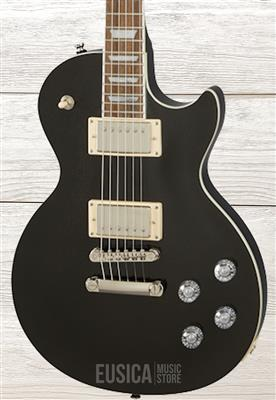 Epiphone Les Paul Muse, Jet Black Metallic, Guitarra Eléctrica