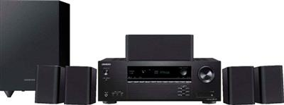 Channel Home Theater Receiver/Speaker Package