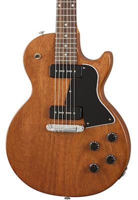 Gibson Les Paul Special Tribute P-90, Natural Walnut Satin, Guitarra Eléctrica