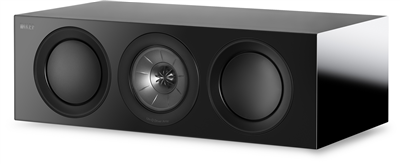 KEF R2C, Canal Central, Negro