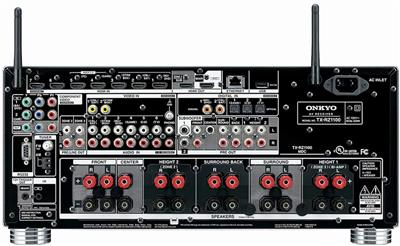 Onkyo Tx-Nr797 Receptor inteligente de Audio y Video, 9.2 Canales