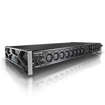 Tascam US-16x08, 16X8 Canal USB Audio Interface