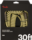 Fender Deluxe Coil, Tweed, Cable de 30'