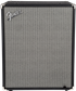 Fender Rumble 210 Cabinet, Negro and Silver, Amplificador