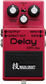 Boss DM-2W, Pedal compacto Delay Waza Craft
